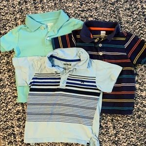 Lots of 3 polo shirts 👕